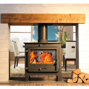 Ekol Clarity Double Side Stove Defra Approved