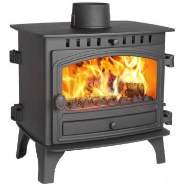 Hunter Herald 8 Double Sided Single Depth Stove