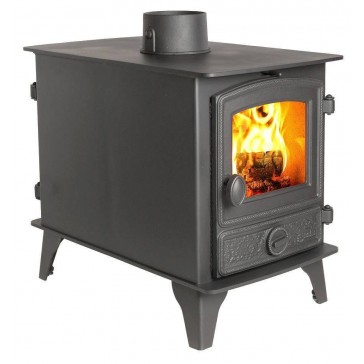 Hawk 4 Double sided woodburner