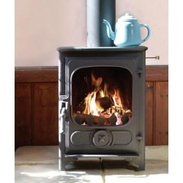 charnwood country 4 wood burner country 4 multi fuel stove. Black Bedroom Furniture Sets. Home Design Ideas