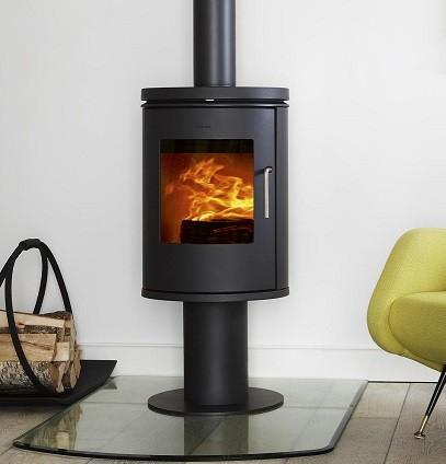 morso 6148 wood burning stove morso 6148 pedestal stove. Black Bedroom Furniture Sets. Home Design Ideas