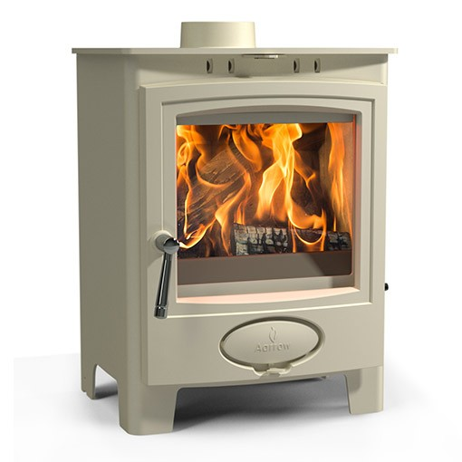 Plans for making a wood burning stove