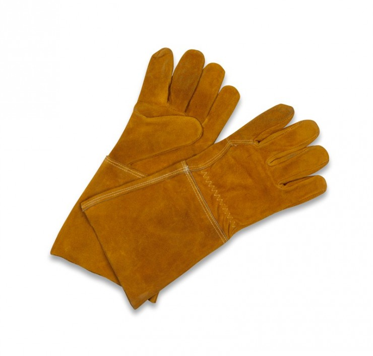 Fireplace Gauntlet Gloves
