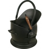 Stanton Coal Bucket & Shovel - All Black