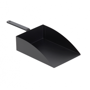 Dixneuf Simply Ash shovel in black
