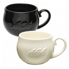 Aga Mug Cream and Black