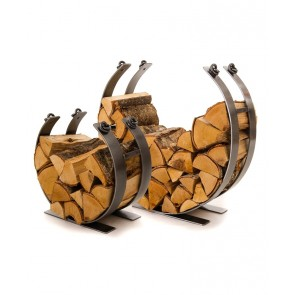 "Jacobean Log Ring (available in two sizes 18"" and 28"")"