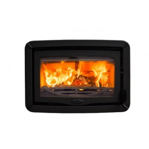 Charnwood Bay in  standard Matt black
