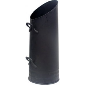 All Black Norfolk Hod Coal Bucket
