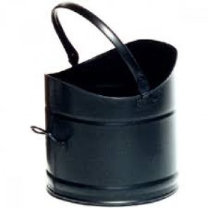All Black Sutton Coal Bucket