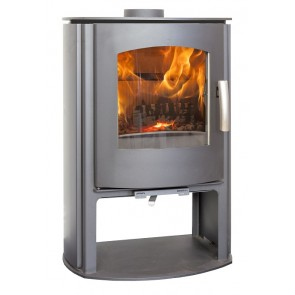 Mendip Churchill 5 Convection with Logstore SE Stove