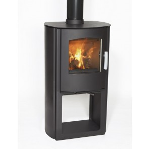 Mendip Churchill 8 Convection with Logstore SE Stove