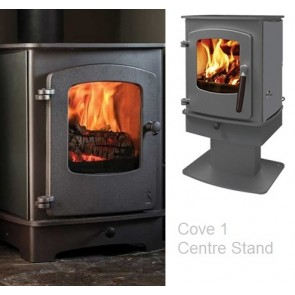 Charnwood Cove 1 with centre stand