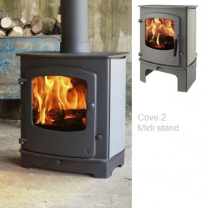 Charnwood Cove 2 with Midi stand