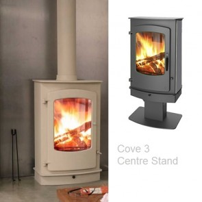 Charnwood Cove 3 with Centre Stand
