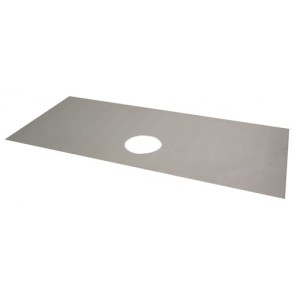 Register/Debris Plate with Acces Hatch