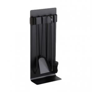 Dixneuf Pure Wall Hung Fire Tools