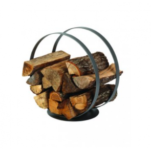 Dixnuf Grey Ring Log Holder