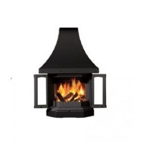 Dovre 2300 Fireplace