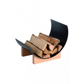 Dixneuf Fusio Log holder on Beech Base