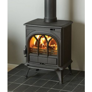 Stovax Huntingdon 25 Stove with Tracery Door