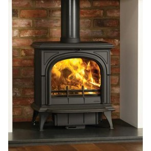 Stovax Huntingdon 40 Stove with Clear Door