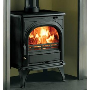 Stovax Huntingdon 25 Stove with Clear Door