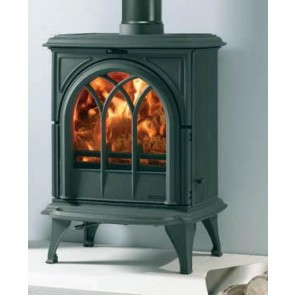 Stovax Huntingdon 28 Stove with Tracery Door