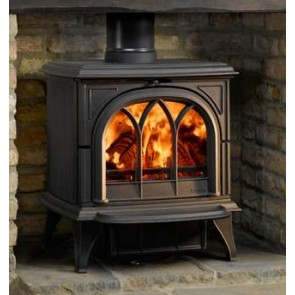 Stovax Huntingdon 30 Stove with Tracery Door