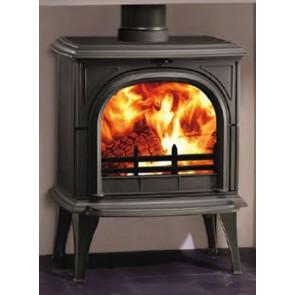 Stovax Huntingdon 35 Stove with Clear door