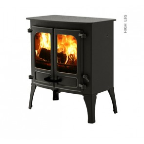 Charnwood Island 2 Stove with high legs