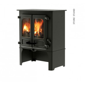 Charnwood Island 1 Stove with store stand