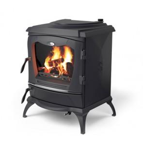 Stanley Lismore Boiler stove in Black Enamel