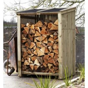 Log Store - outdoor