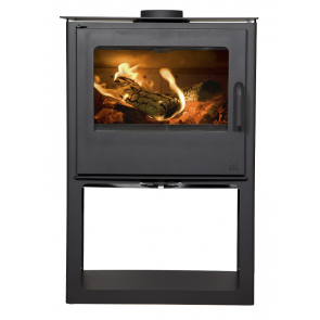 Mendip Loxton 10 with Logstore SE Stove
