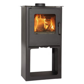 Mendip Loxton 6 with Logstore SE Stove