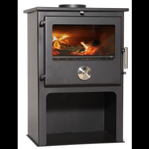 Mendip 8 Boiler with Logstore Stove