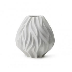 Morso Flame Large Vase in White