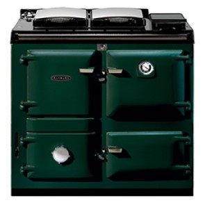 Rayburn 355SFW in British Racing Green