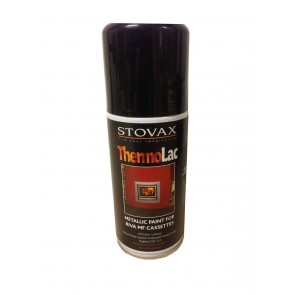 Stovax Riva Storm Metallic Paint 150ml