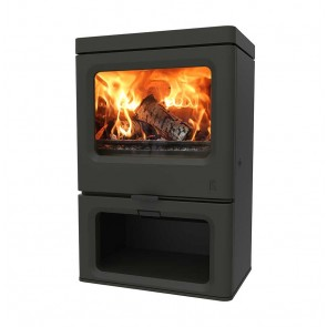 Charnwood Skye 7 Stove on Store Stand