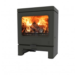 Charnwood Skye 7 Stove on Low Stand