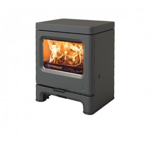 Charnwood Skye 5 Stove with low stand