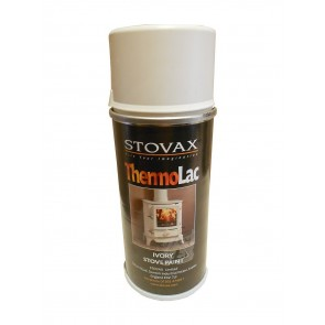 Stovax Matt Ivory Thermolac Paint 150ml