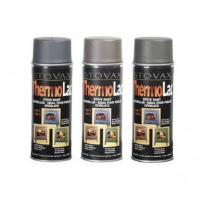 Stovax Stockton Coloured Metallic Paint 400ml