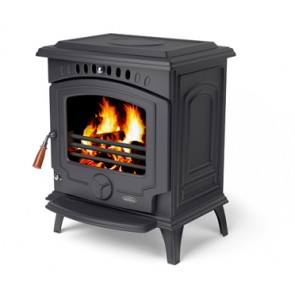 Stanley Tara stove in matt black