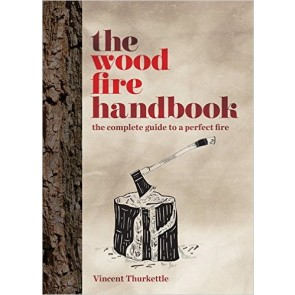 The Wood fire handbook - 224 pages - hard backed book
