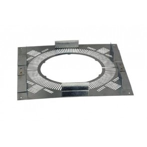 Poujoulat Ventilated Fire Stop Plate