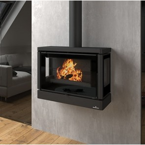Bronpi Versalles C Vision Wall Mounted Stove