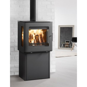 Uniq 23 with Flat door and side glass
